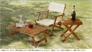折りたたみ式テーブル【Nino】ニノ木製(アカシア/オイル仕上)木目調NX-802送料込!