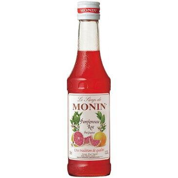 モナン ピンクグレープフルーツ・シロップ 250mL 【モナン】【フルーツシロップ】