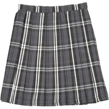 TeensEver TE-16SS スカート グレー/ホワイト L 1枚入 【クリアストーン】【ビタミンC加工Tシャツ】