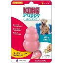 パピーコング ピンク XSサイズ 1コ入 【コング】【知育おもちゃ・玩具(犬用)】