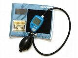 電子アネロイド式血圧計/スカイブルー/- 三恵(医療機器) SAM-001