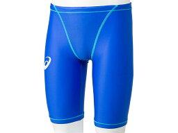 アシックス asics スポーツ・アウトドア スイムウェア(メンズ) スパッツ ブルー(400) 120 2161A071 水着 部活動 クラブ活動