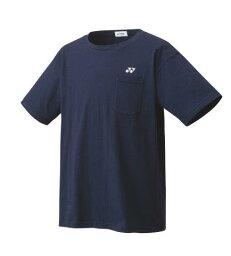 ヨネックス YONEX テニス・バドミントン ウエア(ユニ) ユニTシャツ(ビッグシルエット) ネイビーブルー(019) M 16550 部活動 クラブ活動