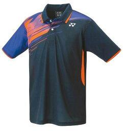 ヨネックス YONEX テニス・バドミントン ウエア(ユニ) ユニゲームシャツ ネイビーブルー(019) O 10429 部活動 クラブ活動