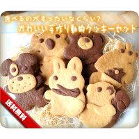 【洋菓子のヴィベール】6種類のかわいい動物クッキーセット《アニマルクッキー》【送料無料】[焼き菓子][スイーツ]