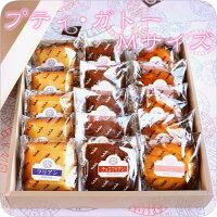 【洋菓子のヴィベール】《プティ・ガトーMサイズ》(15個入り)[焼き菓子][スイーツ]
