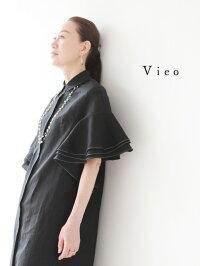 【再入荷8月24日20時より】「Vieo」洗練された溢れる気品をワンピース