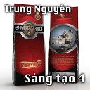 ベトナムコーヒー SangTao4 ロブスタ+アラビカ+カティモール+エクサルサ 粉(中挽き) 340g チュングエン TrungNguyen Sang Tao 4
