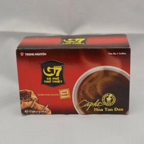 チュングエンベトナムブラックコーヒーG72gx15袋TrungNguyenG72gx15P