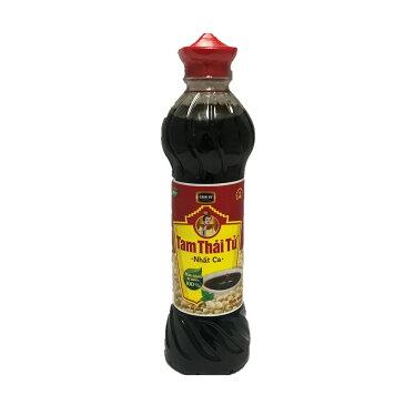 チンスー タムタイトゥ ベトナム醤油 500ml 12本 Chin Su Tam Thai Tu Nuoc tuong Nhat Ca 500ml 12 chai 【アジアン、エスニック、ベトナム食材、ベトナム食品、ベトナム料理、醤油】