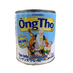 ヴィナミルク コンデンスクリーム 380g 6缶 Sua Dac Ong Tho VINAMILK 380g 6lon 【アジアン、エスニック、ベトナム食材、ベトナム食品、ベトナム料理、ベトナムコーヒー、コーヒー、練乳、コンデンスミルク】