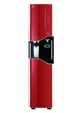 水道直結型RO浄水器内蔵ウォーターサーバー TERESA CLEAR ICE レッド