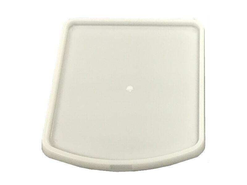 ウォーターサーバートレー ホワイト フローリング保護カバー