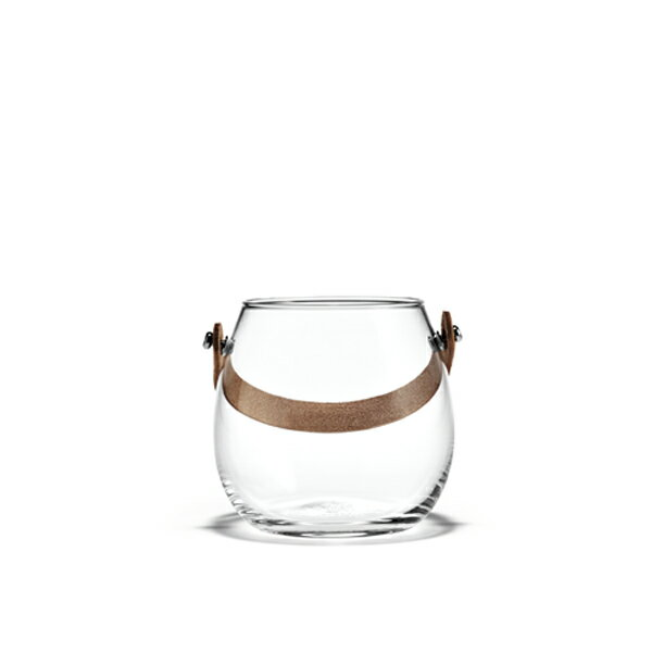 ポット クリア H10cm 花瓶・小物入| HOLMEGAARD ホルムガード