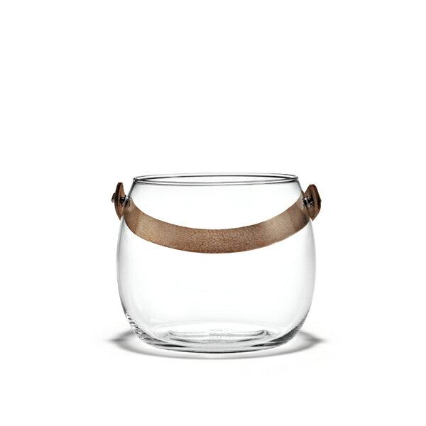 ポット クリア H12cm 花瓶・小物入| HOLMEGAARD ホルムガード