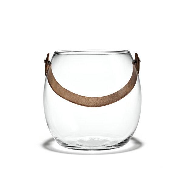 ポット クリア H16cm 花瓶・小物入| HOLMEGAARD ホルムガード