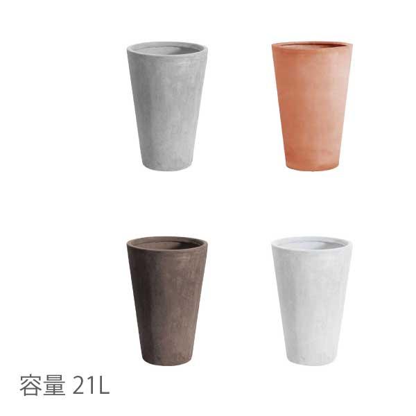 TERRA-MENT(テラメント) / Tall Round46 容量21L・9号鉢対応