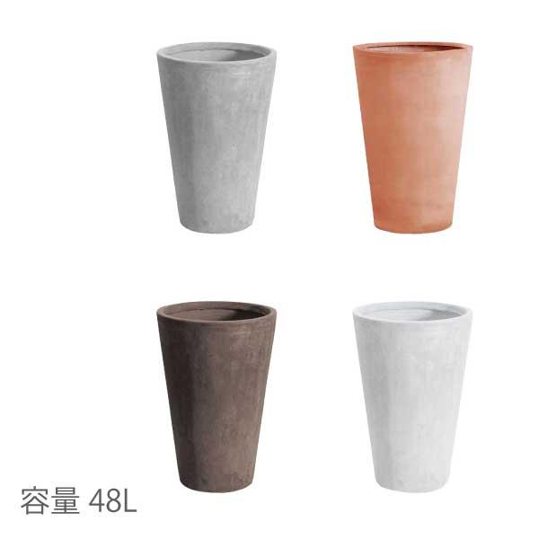 TERRA-MENT(テラメント) / Tall Round61 容量48L・10号鉢対応
