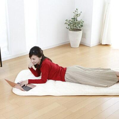 電気毛布とホットカーペット
