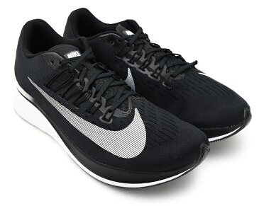 NIKE ZOOM FLY BLACK/WHITE-ANTHRACITE ナイキ ズーム フライ