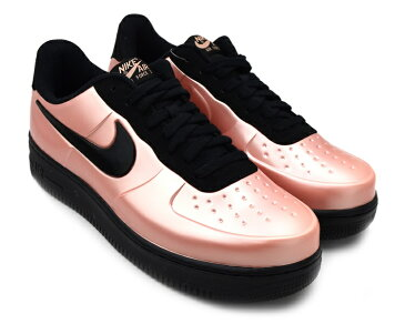 NIKE AIR FORCE 1 FOAMPOSITE PRO CUP CORAL STARDUST/BLACK ナイキ エア フォース 1 フォームポジット