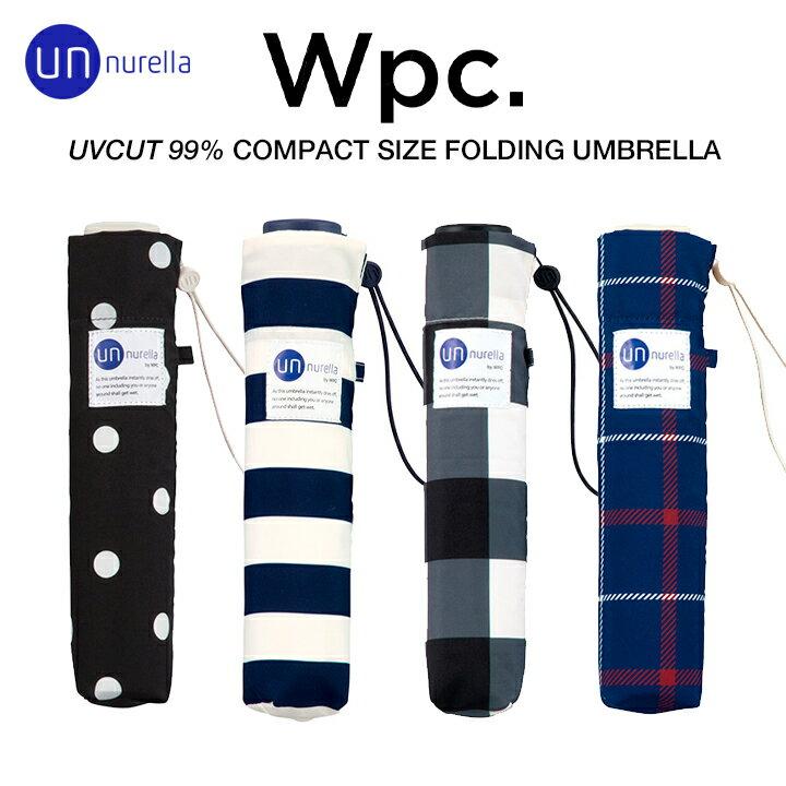 傘, 晴雨兼用傘 Wpc UV99 mini 55cm Wpc. UN-106