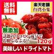 【クーポンあり】【メール便送料無料】無添加ドライトマト(乾燥トマト) 120g入り