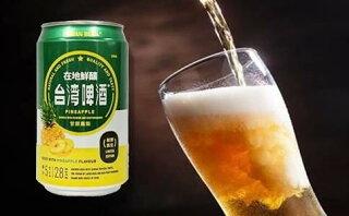 台湾ビール パイナップル味