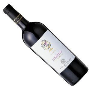 イタリア 赤ワイン イル・プーモ・プリミティーヴォ ミディアムボディー