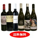 極上の南アフリカワイン 赤白6本セット赤ワイン3本 白ワイン3本【送料無料】【ワインセット】