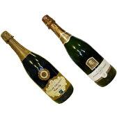 南アフリカ実力派!スパークリングワイン2本セット ステラー オーガニック スパークリングワイン & リーベック スパークリング ブリュット【送料無料】【白ワインセット】【楽ギフ_包装】