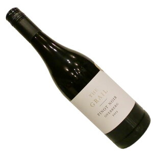 南アフリカ 赤ワイン ザ・グレイル ピノ・ノワール ミディアムボディー
