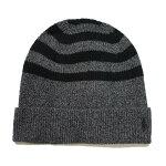 (ポロラルフローレン)POLORALPHLAURENニット帽Rib-KnitWool-CashmereHatチャコール/ブラックCharcoal/Black