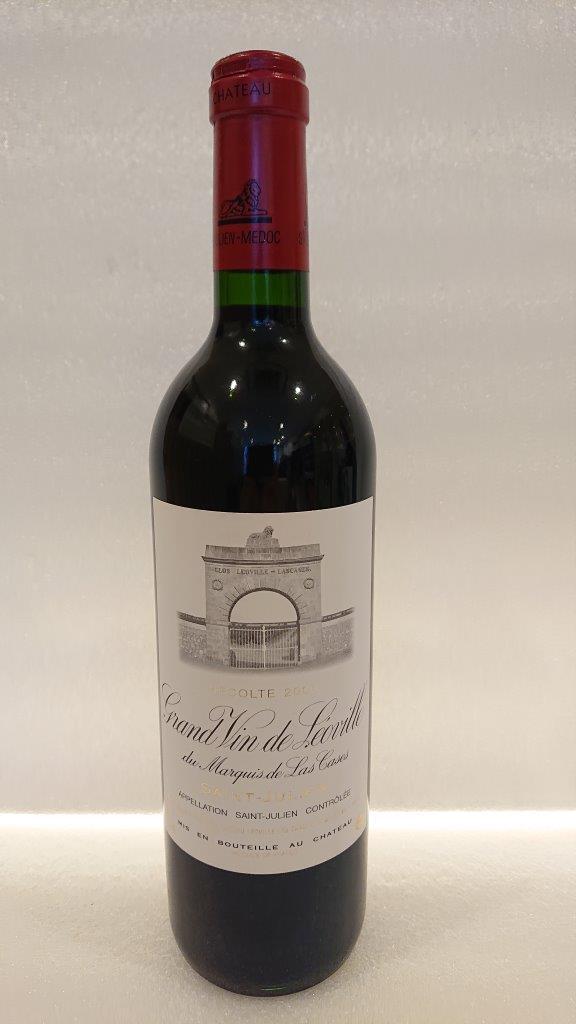 ワイン, 赤ワイン  2000A.C.Ch. Leoville Las Cases 2000A.C.St.Julien2019