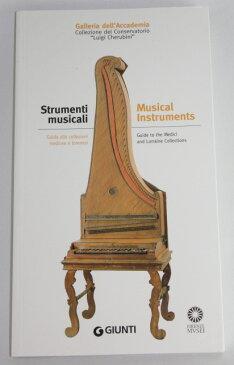 本  『Galleria dell'Accademia Musical Instruments』