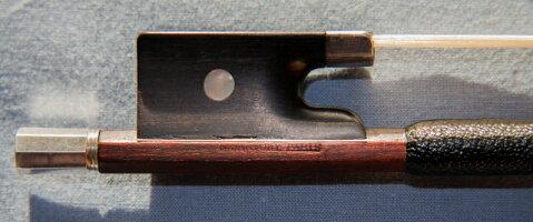 フレンチ・ボウFrenchMirecourtバイオリン弓SARTORYPARIS