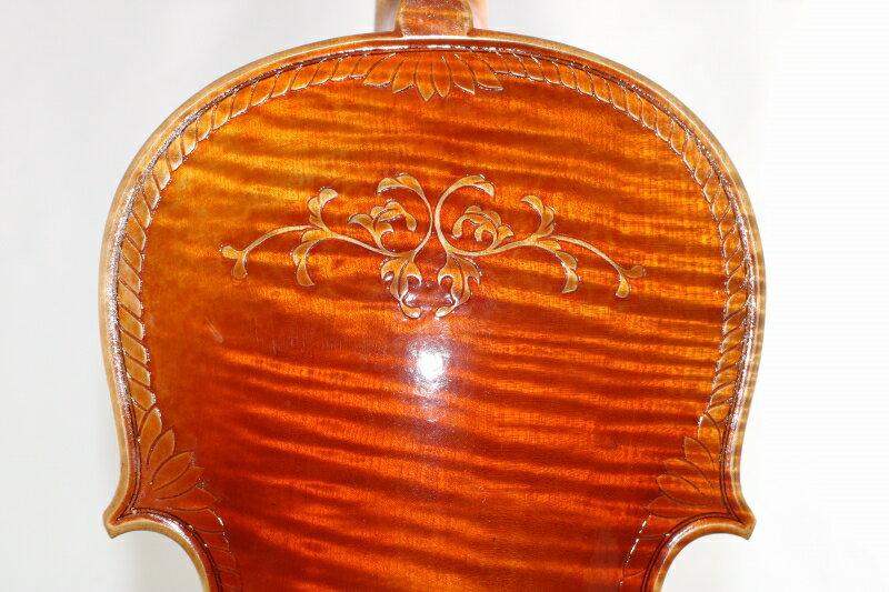 弦楽器, ビオラ 15 375mm Crafted Viola
