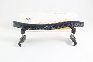 バイオリン肩あて 4/4-3/4 プラスチック軽量 スライド式、傾き調整も可。