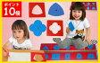 モンテッソーリ幾何図形パズルメタルインセッツMontessoriGeometricShapePuzzle知育玩具