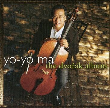 "CD ヨーヨー・マ (Yo-Yo Ma) ""ザ・ドヴォルザーク・アルバム"""