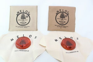 松脂メロスMelosロジン大バイオリン用ダークとライト