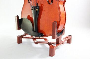 プラスチック製 アジャスタブル・スタンド ♪バイオリン・ビオラ用♪ ギター、ウクレレにも CIK-S1