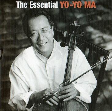 CD ヨーヨー・マ (Yo-Yo Ma) 2枚組み The Essential