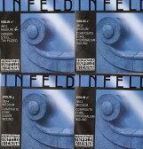 バイオリン弦 インフェルド青  Infeld Blue 4弦セット(E A D G)