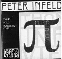 バイオリン弦PeterInfeldプラチナE4弦セット(EADG)