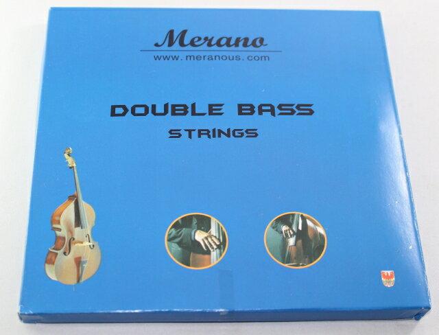 コントラバス弦 Merano 4弦セット(E A D G)