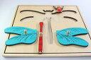 モンテッソーリ とんぼパズル Montessori Dragonfly Puzzle 知育玩具 2
