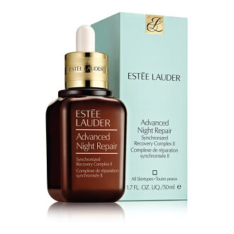 雅詩蘭黛高級騎士修理SR自卑感II 50ml ESTEE LAUDER ADVANCED NIGHT REPAIR SYNCHRONIZED RECOVERY COMPLEX II