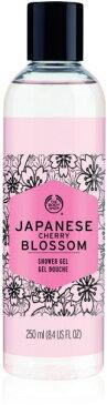 ザ・ボディショップ ジャパニーズチェリーブロッサムシャワージェル 250ml THE BODY SHOP JAPANESE CHERRY BLOSSOM SHOWER GEL