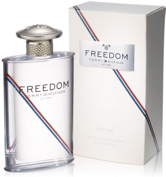 トミーヒルフィガー フリーダム EDT オードトワレ SP 100ml TOMMY HILFIGER FREEDOM FOR HIM EAU DE TOILETTE SPRAY